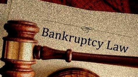 Govt Drafting Separate Bankruptcy Law For Financial