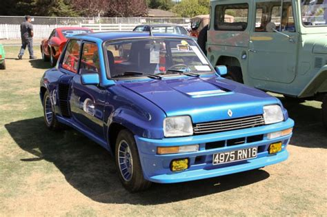 renault hatchback from the 1980s 1985 renault r5 turbo 1 values hagerty valuation tool 174