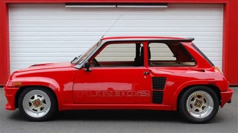 Renault 5 Turbo 2 For Sale by 1985 Renault R5 Partsopen