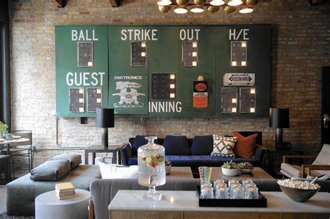 wrigleyvilles  baseball inspired