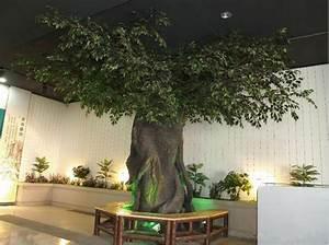 Arbre D Intérieur : arbre artificiel d coratif d 39 int rieur d 39 usine de banian du plus d funt mod le arbre artificiel ~ Preciouscoupons.com Idées de Décoration