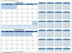 Printable Blank 2018 Employee Time Off Calendar Sheet 11