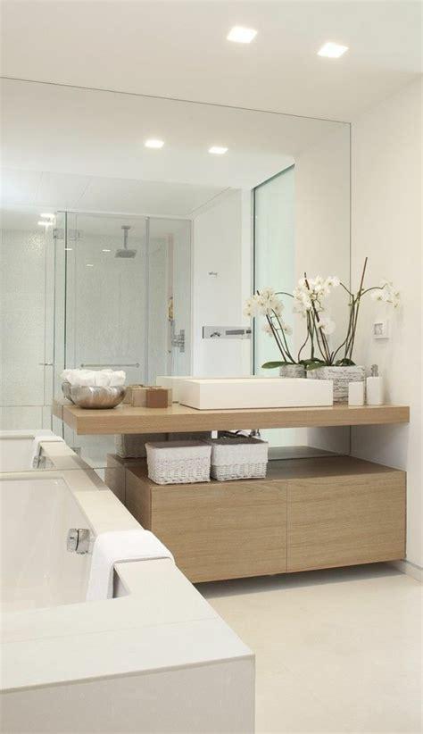 Waschtisch Modelle Fuers Badezimmer by 70 Einmalige Modelle Waschtisch Aus Holz Archzine Net