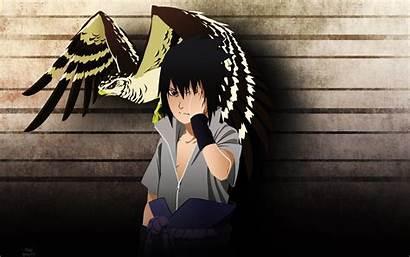Sasuke Uchiha Naruto Shippuden Taka Akatsuki Anime