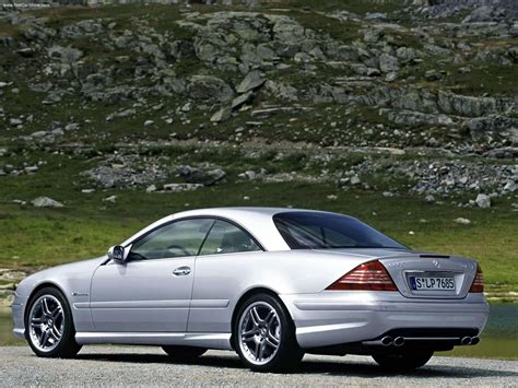 Such as this cl65 amg. Mercedes-Benz CL65 AMG (2003) - picture 35 of 55