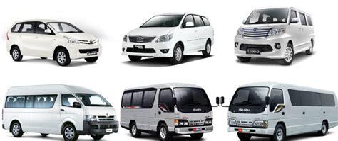 Car Transport Service by Bandung Car Rental Service Bandung Rent A Car Services