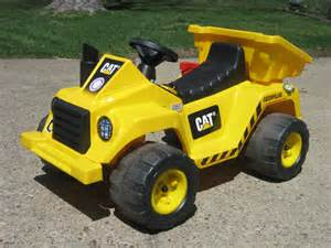 modified power wheels pw big jake cat truck whats this