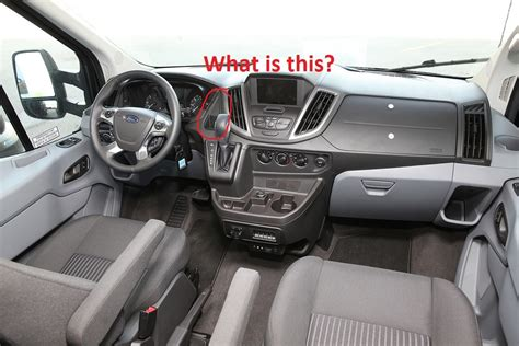 ford transit passenger questions     shaped