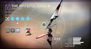 Destiny 2 Guide... Spiteful Fang