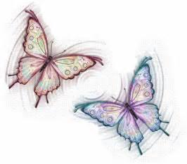 Animated Butterflies Clip Art