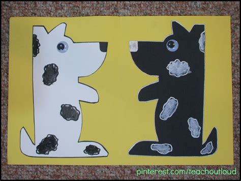 preschool dog activities harry the based on the book by gene zion 531