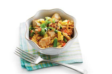Chicken Fried Rice  Quick And Easy Main Dish Dinner Ideas