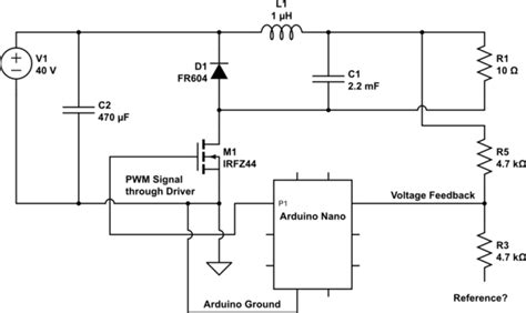 Switch Mode Power Supply Voltage Feedback Reference