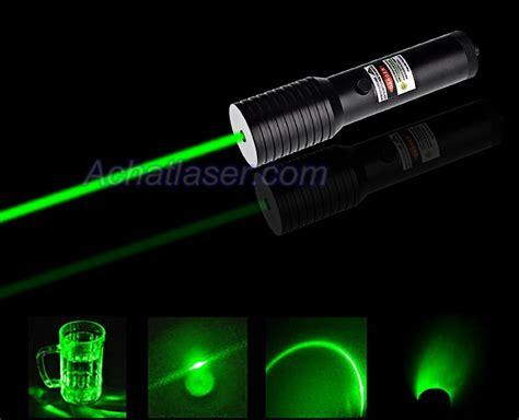 le torche laser vert 100mw pointeur laser vert laser de chantier
