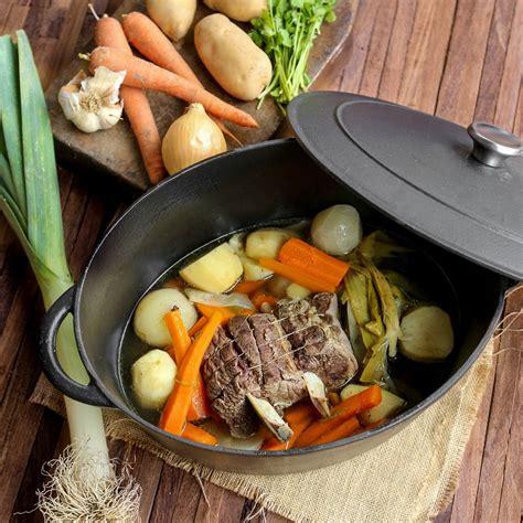 recette pot au feu de jarret de veau