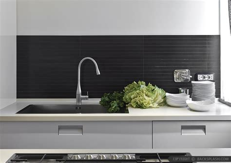 black backsplash kitchen modern kitchen backsplash ideas black gray tiles