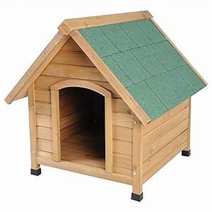 Holz Behandeln Wetterfest : woltu hundeh tte massiv holz hundehaus spitzdach ~ Lizthompson.info Haus und Dekorationen