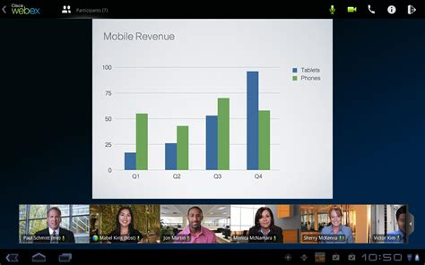 webex android business android application cisco webex meetings