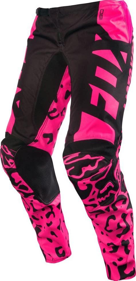 fox womens motocross 74 22 fox racing womens 180 riding pants 235623