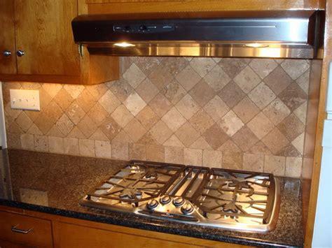 tile patterns for kitchen backsplash travertine tile backsplash pros and cons home design ideas