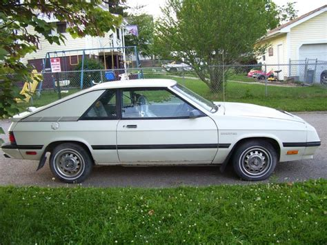 1987 Plymouth Turismo Photos, Informations, Articles