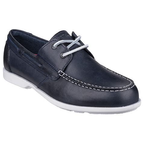 Boat Shoes Au by Rockport Mens Summer Sea Ii Leather Boat Shoes Ebay