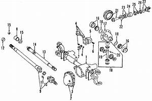 partscomr dodge front suspension front axle and carrier With 2001 dodge ram front suspension diagram auto parts diagrams