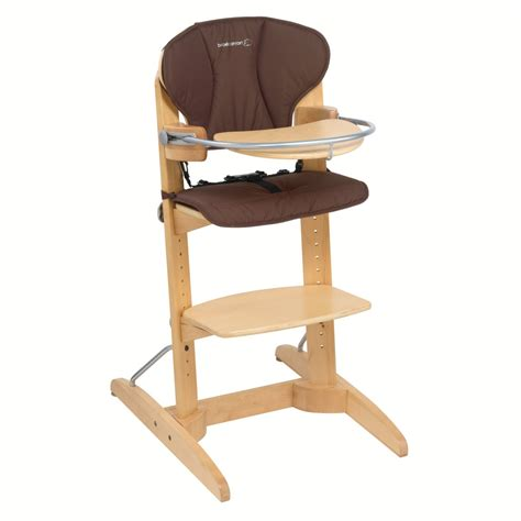 chaise bebe en bois top produits bébé fan de la chaise haute woodline de bebe