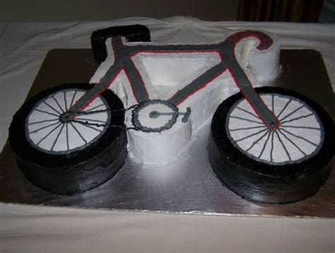 1000+ Ideas About Bicycle Cake On Pinterest