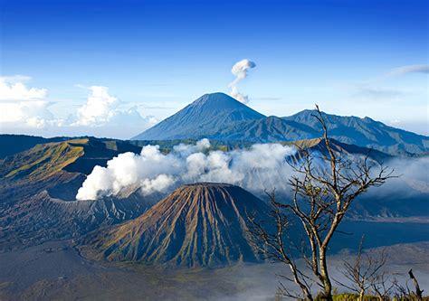 foto keindahan alam gunung bromo  menakjubkan tempat
