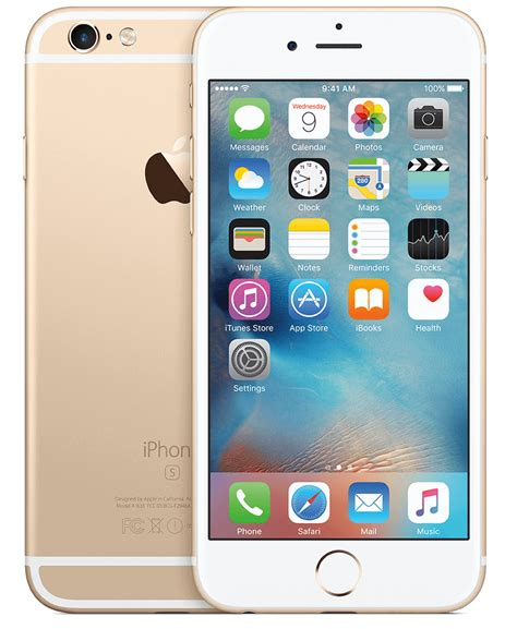 iphone 6s plus gold new apple iphone 6s plus 64gb gold t mobile clean imei