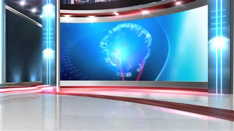 virtual news studio background globe close hd youtube