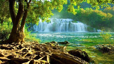national park krka wallpaper allwallpaperin  pc en