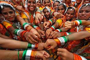 India Independence Day 2014: Colourful Celebrations in ...