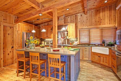 cedar kitchen cabinets ideas photo page hgtv