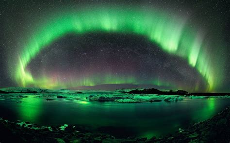 a northern light northern lights backgrounds wallpaper cave