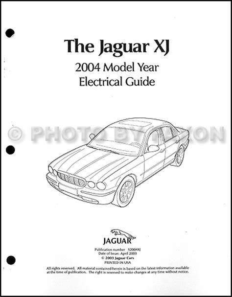 Jaguar Xjr Electrical Guide Wiring Diagram