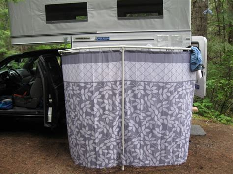The Naked Truth About Outside Rv Showers