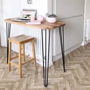 Table Pied Epingle : 4x pieds de table en pingle cheveux toutes tailles et ~ Edinachiropracticcenter.com Idées de Décoration