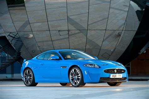 Jaguar Xkr-s German Sports Car Of The Year