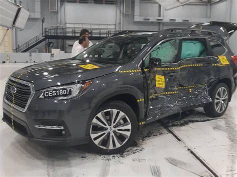 watched subaru crash   ascent autoguidecom news