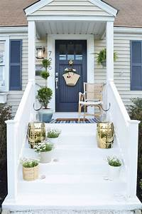 front porch plans Curb Appeal DIY Details - Nesting With Grace