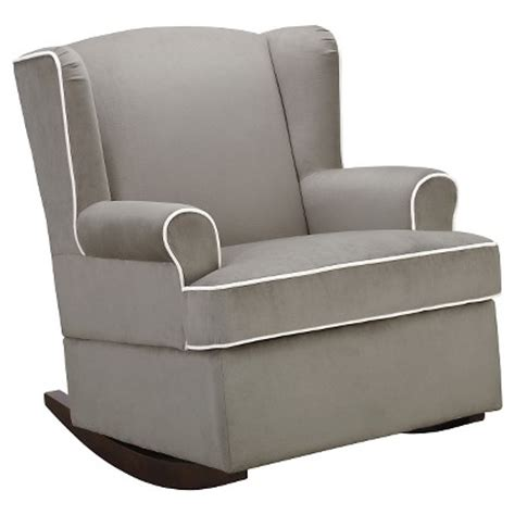 Eddie Bauer Rocking Chair Canada by Eddie Bauer 174 Wingback Upholstered Rocker C Target