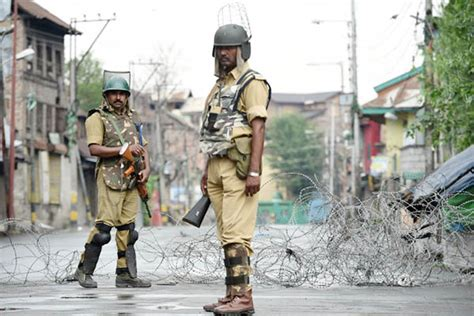 Curfew, Strikes in India-administered Kashmir After ...