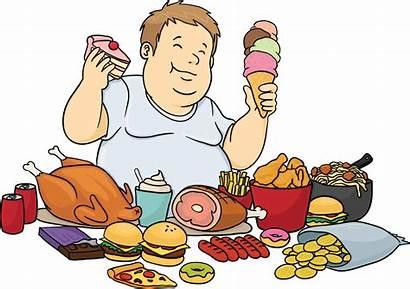 Cartoon Healthy Clipart Eat Lot Clip Library