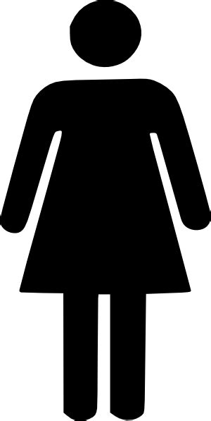 Female Silhouette Clip Art at Clker.com - vector clip art ...