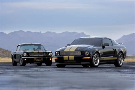 Famous Ford Mustangs  Ford Addict