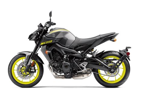 Yamaha Mt 09 Picture by 2018 Yamaha Mt 09 Hyper Motorcycle Photo Picture