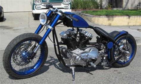 Imonly2yearsold's 1976 Sportster Chopper