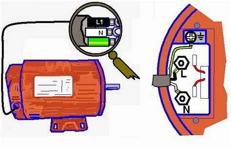 coparoman como se cambia el sentido de giro de un motor monof 225 sico de fase partida